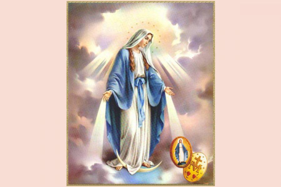 Triduo in preparazione alla memoria della Beata Vergine Maria della Medaglia Miracolosa - Secondo giorno