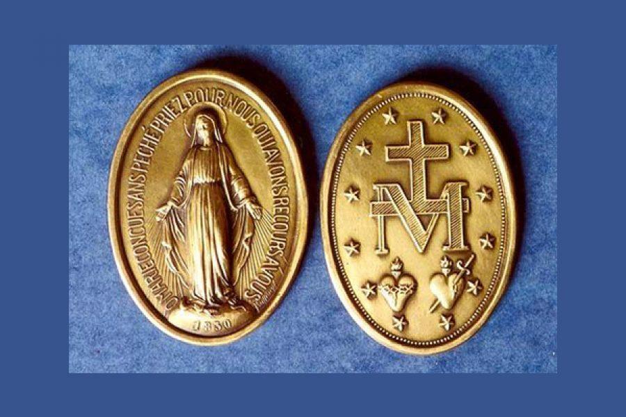 Triduo in preparazione alla memoria della Beata Vergine Maria della Medaglia Miracolosa - Terzo giorno