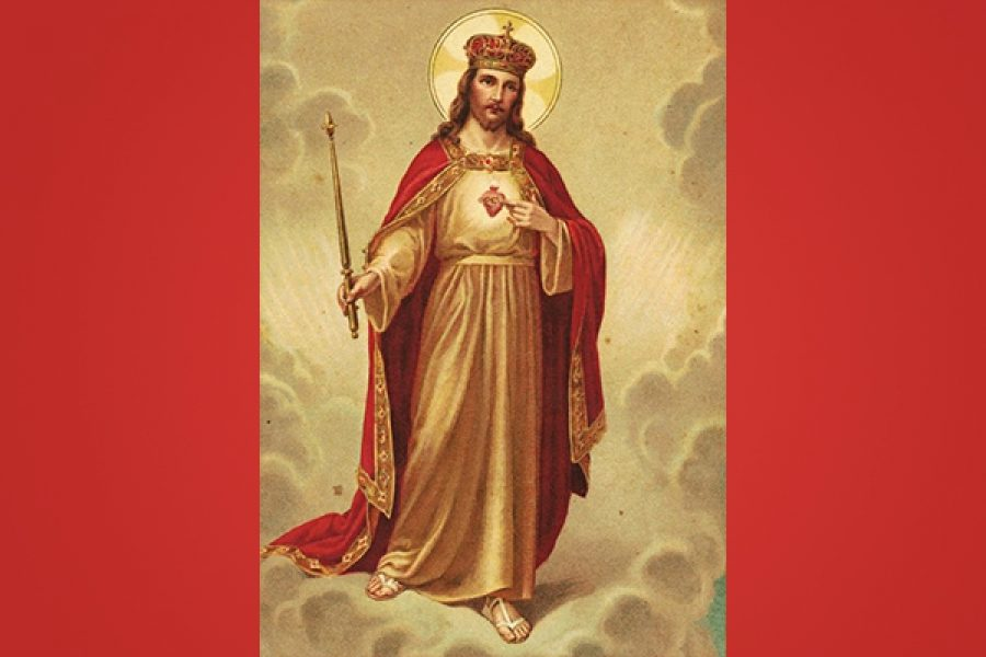 Viva Cristo Re!