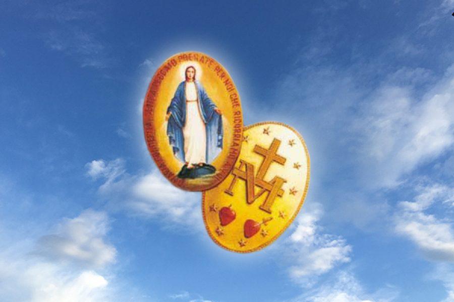 Triduo di preparazione alla memoria delle apparizioni della Madonna della Medaglia Miracolosa - primo giorno