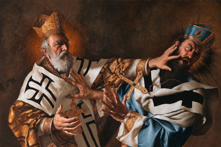 S. Nicola di Bari e la difesa della Verità