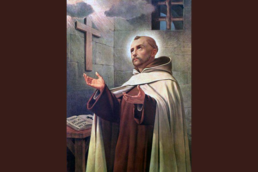 S.Giovanni della Croce - Il coraggio delle tre del mattino e la santa violenza di Dio