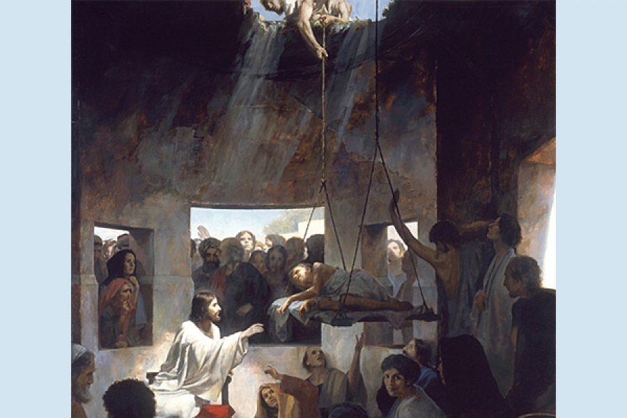 La paralisi del peccato