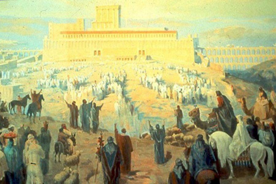 """""""Abitare nella casa del Signore tutti i giorni della mia vita"""" (Sal 26)"""