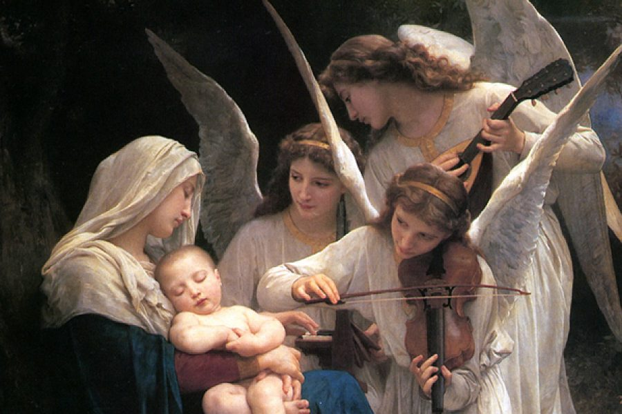 Orazione alla Santa Vergine composta da Pio IX, da recitarsi mattina e sera