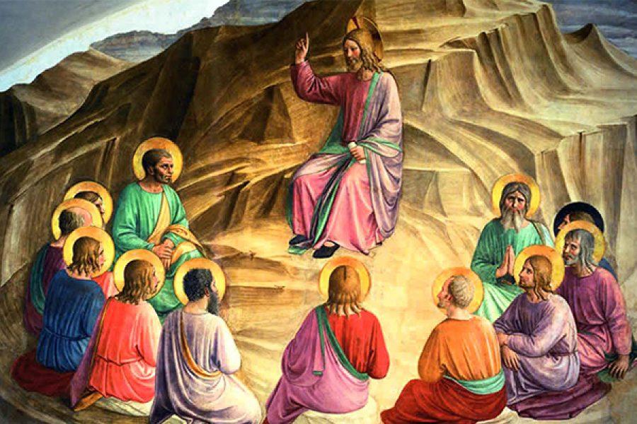 Stare con Gesù sul monte