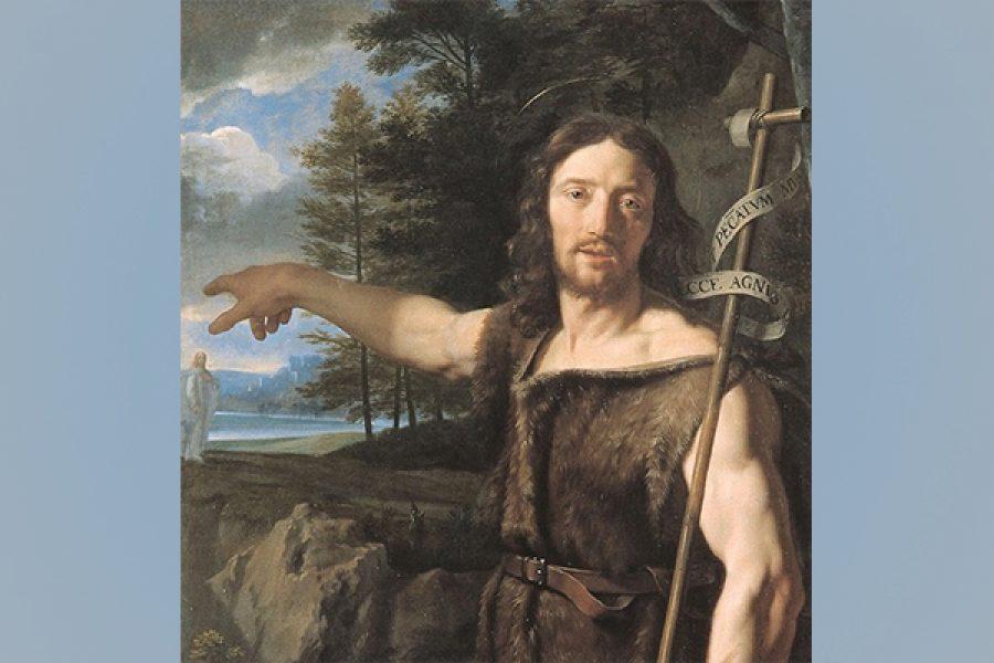 Gesù si è incarnato per togliere il peccato del mondo