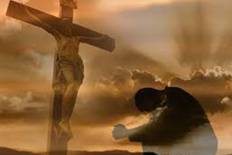Tabernacolo e Crocifisso: gli unici luoghi dove cercare le risposte e saper attendere