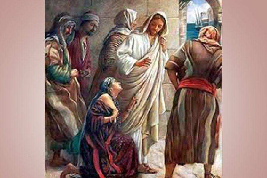 L'umiltà è ciò che apre il cuore di Dio