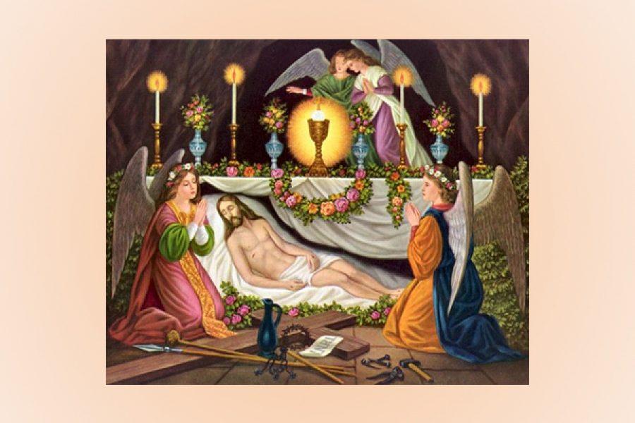 Diventare crociferi eucaristici: si può portare la propria croce solo vivendo di Eucarestia