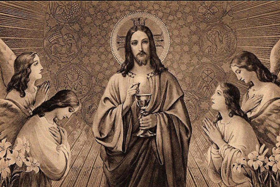 Stringersi a Gesù per essere fiori eucaristici