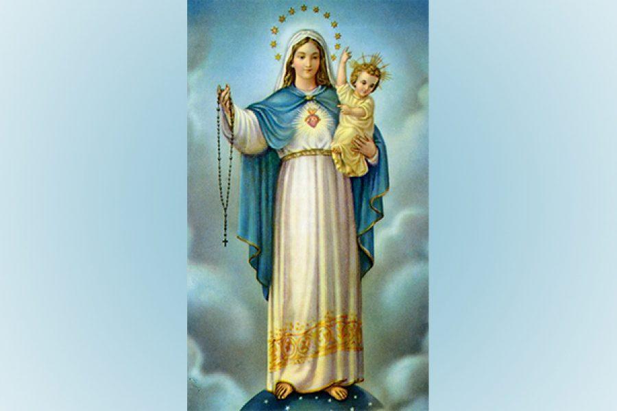 La bellezza straordinaria del Santo Rosario