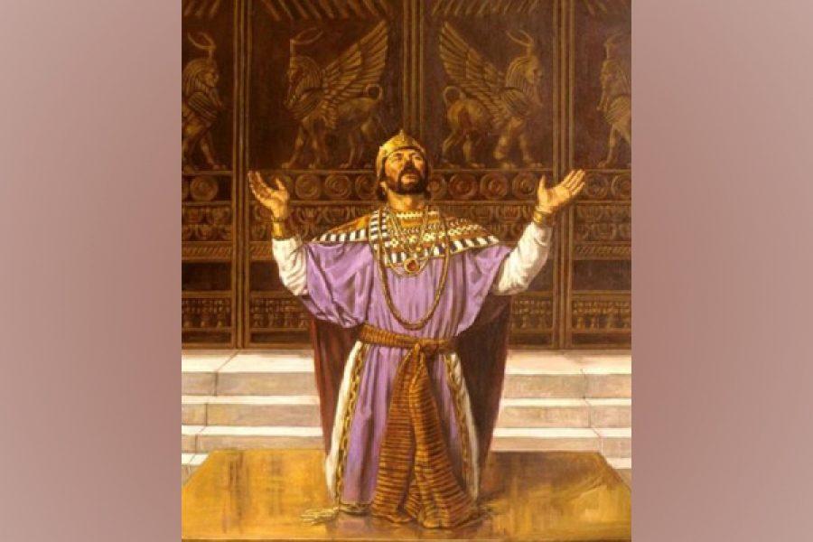 Seguire il Signore comporta rettitudine interiore. Il Dio dell'antico testamento è lo stesso del nuovo: chi pensa il contrario è eretico