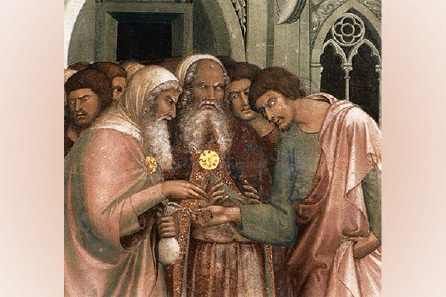 Giuda, l'apostolo traditore
