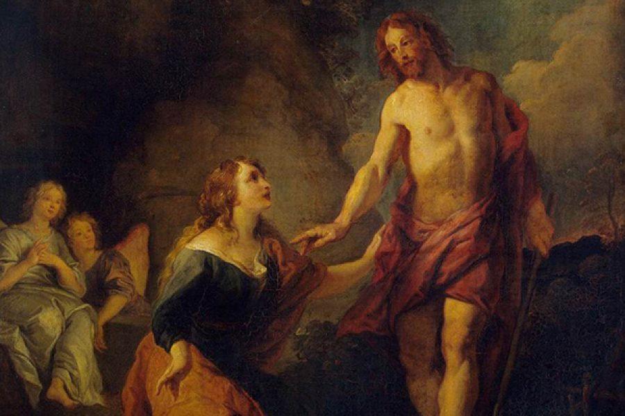 Gesù può resistere a tutto fuorché all'Amore