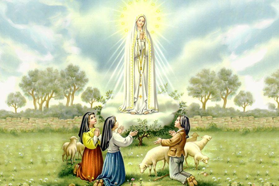 Omelia - Il messaggio della Madonna a Fatima