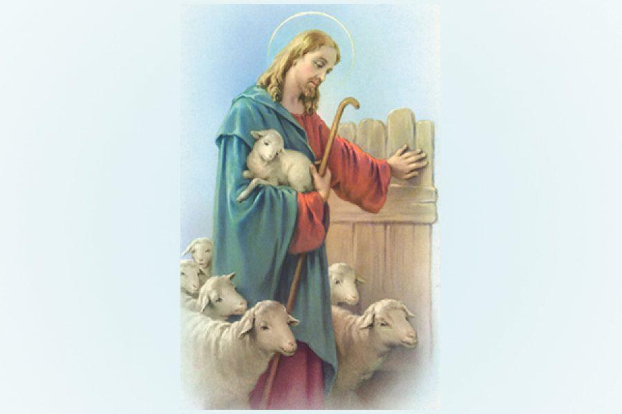 """Io sono la porta delle pecore"" (Gv 10,7)"