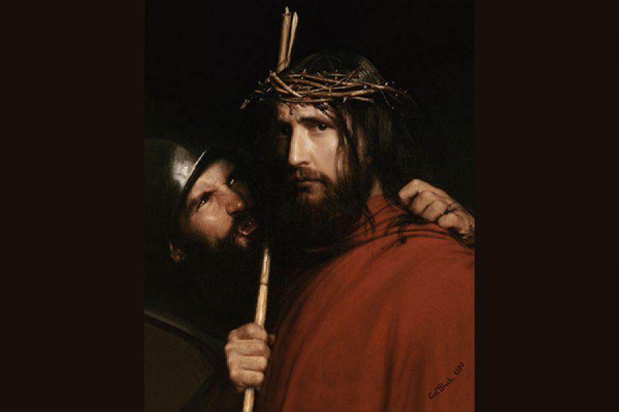 """""""Se, facendo il bene, sopporterete con pazienza la sofferenza, ciò sarà gradito davanti a Dio"""" (1Pt 2, 20)"""