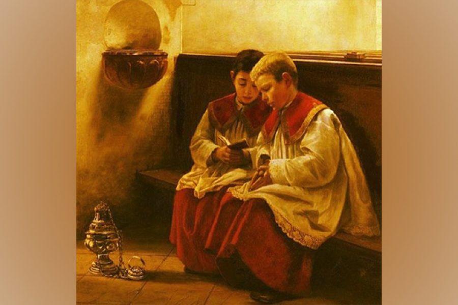 Le preghiere di preparazione alla Santa Messa