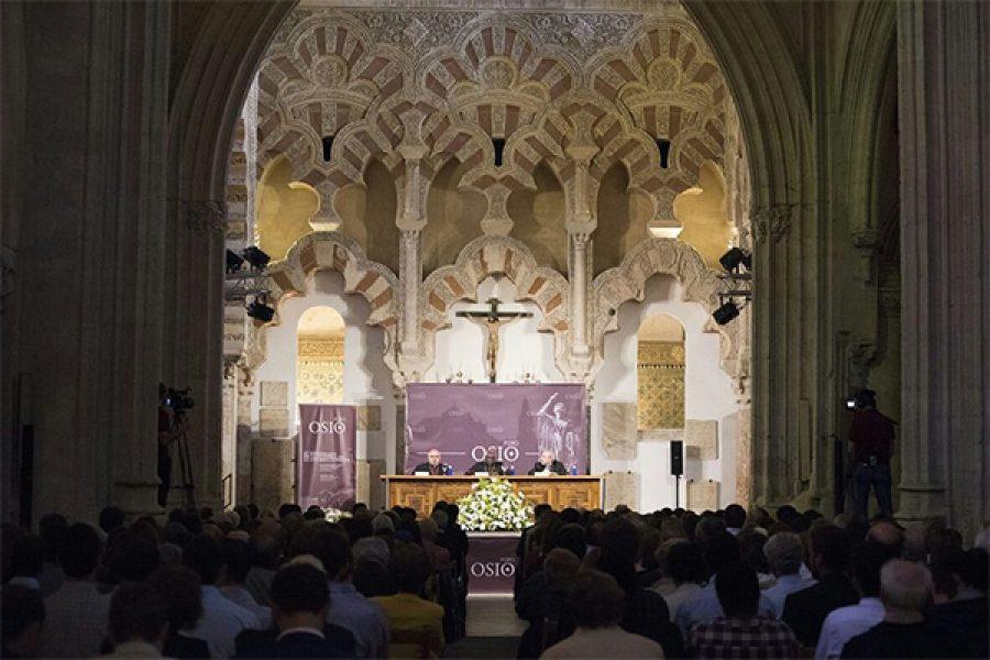 Il significato della chiesa cattedrale - Conferenza del Card. Robert Sarah