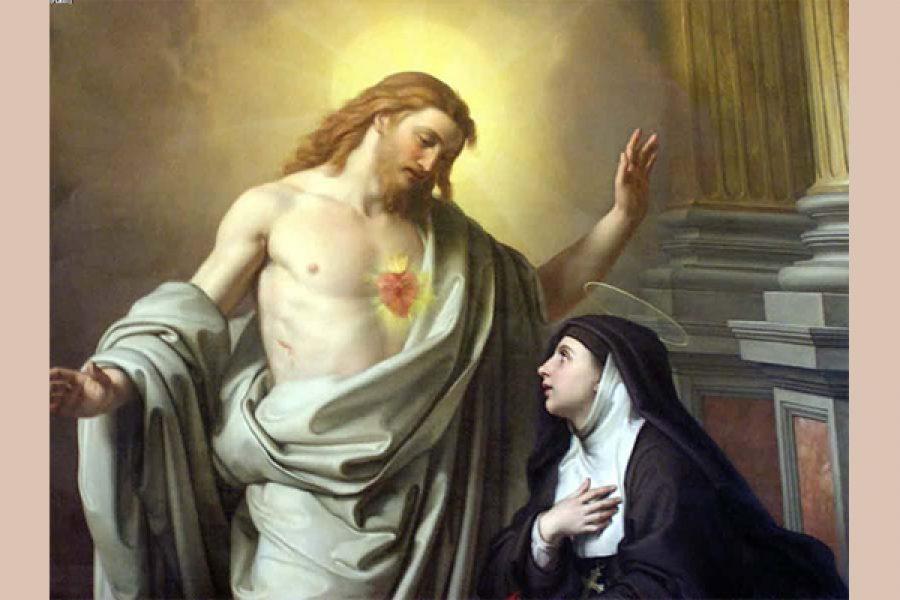 Dare e abbandonare tutto a Gesù
