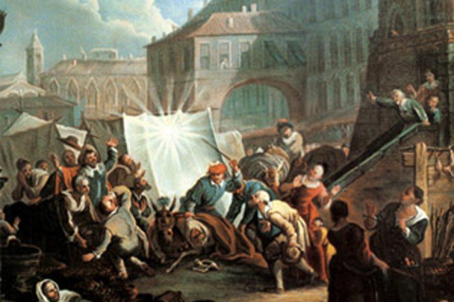 La Fede si fonda sulle parole di Dio non sugli eventi miracolosi: 6 giugno 1453, il Miracolo Eucaristico di Torino