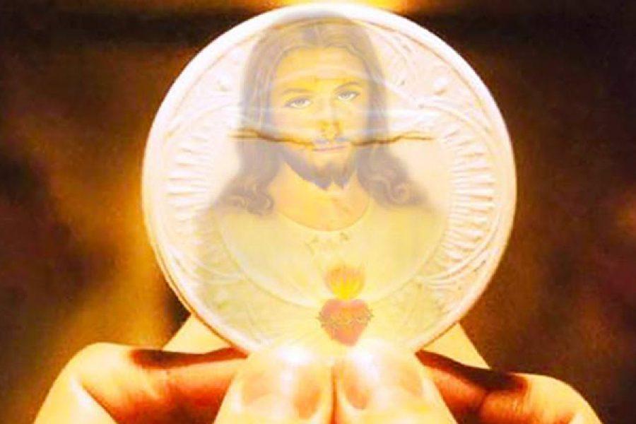 VIDEO: L'Amore di Gesù nel Tabernacolo