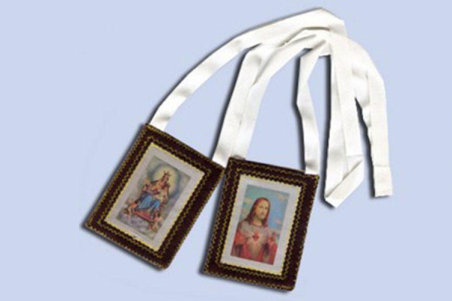 Lo Scapolare: darsi totalmente e interamente a Maria per sempre