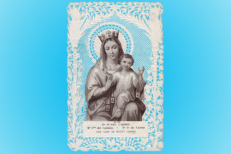 Triduo in preparazione alla Madonna del Carmine - 2 giorno