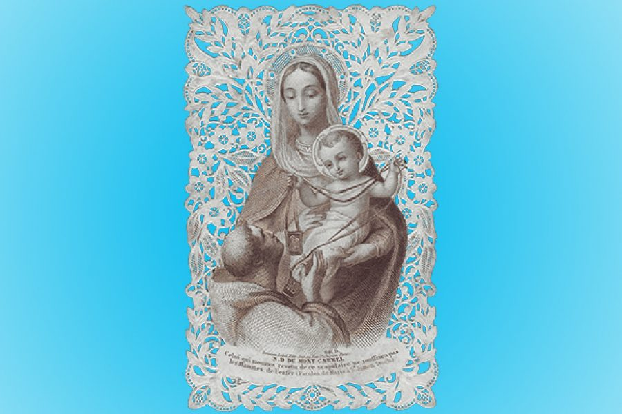Triduo in preparazione alla Madonna del Carmine - 3 giorno
