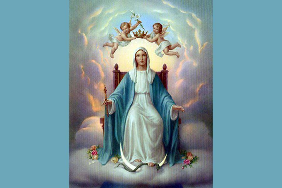 Omelia: Beata Vergine Maria Regina