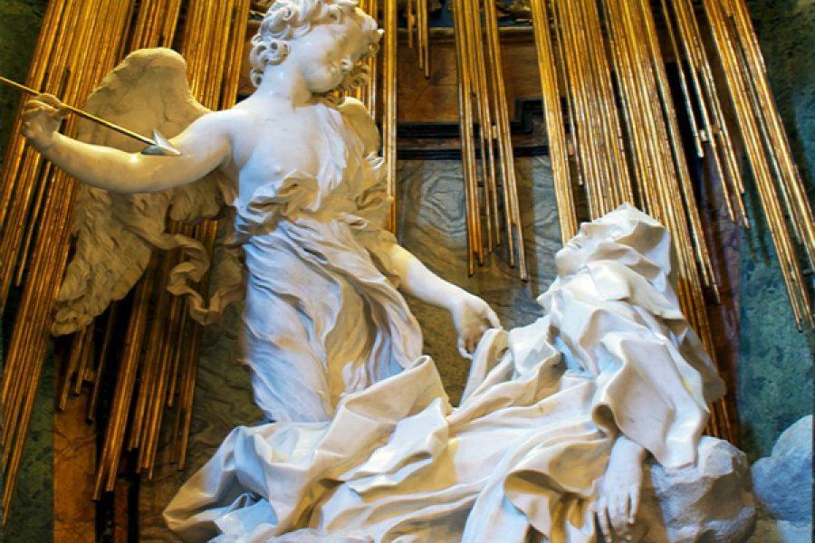 La Transverberazione di S. Teresa di Gesù