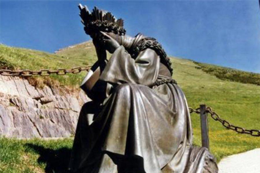La Madonna a La Salette invita a mettere Dio al primo posto