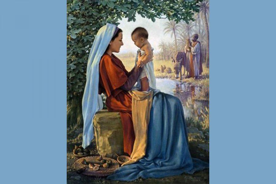 Maria non ha anteposto nulla a Dio