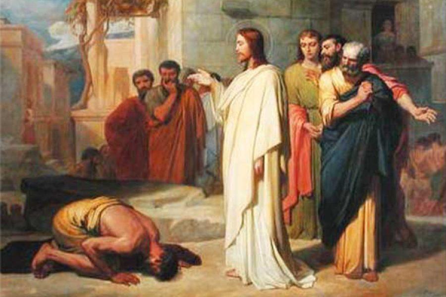 Ribaltare la nostra vita pur di non perdere Gesù