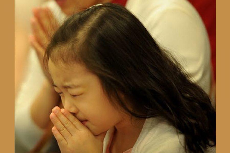 Noi, che cosa avremo in comune con i santi? Cosa siamo disposti a dare per l'Eucarestia?
