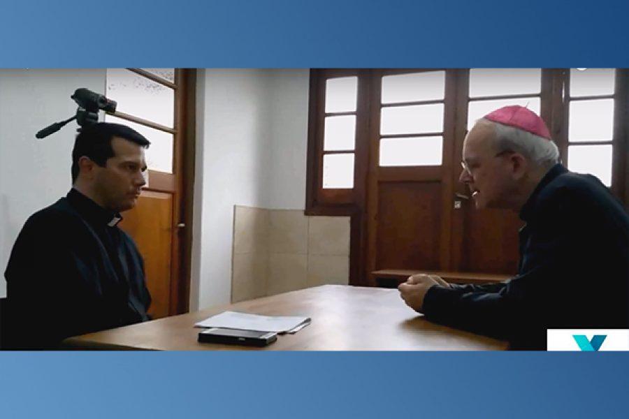 Intervista a mons. Schneider di padre Olivera Ravasi