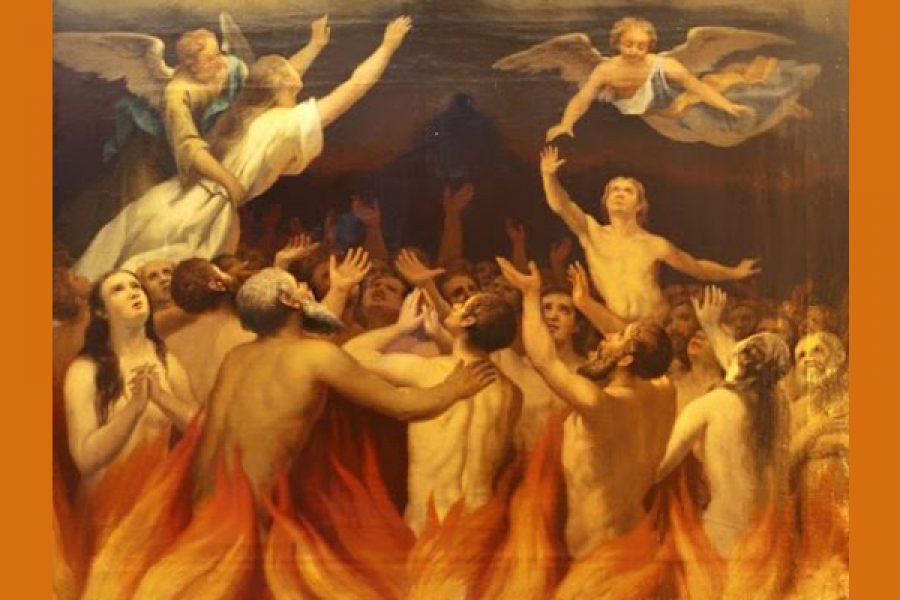 Il trattato del Purgatorio di S. Caterina da Genova