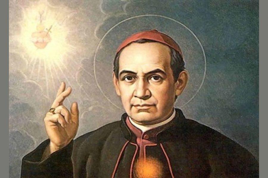 Se il nostro sapere non conduce ai piedi del Tabernacolo è tutta pula al vento - S. Antonio Maria Claret