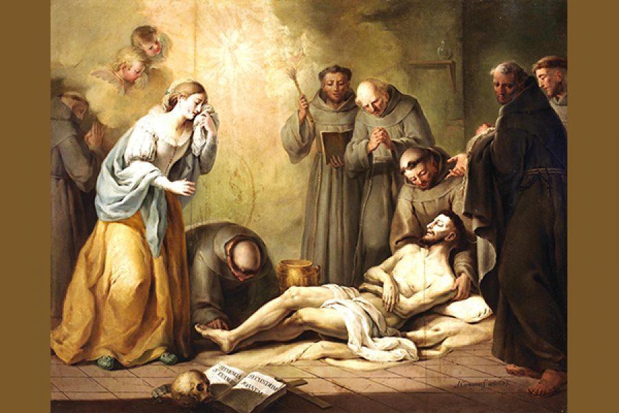 La devozione di S.Francesco verso la Santissima Eucarestia