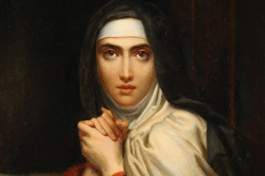Triduo in preparazione alla festa di S.Teresa di Gesù – Secondo giorno