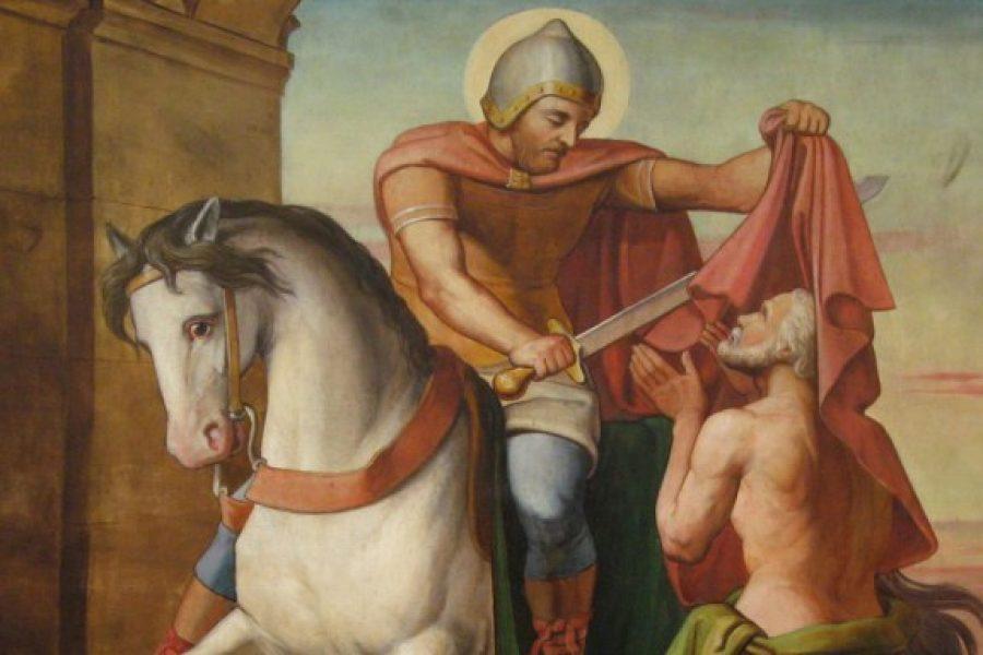 S. Martino di Tours - Stare con Dio in ogni stato di vita