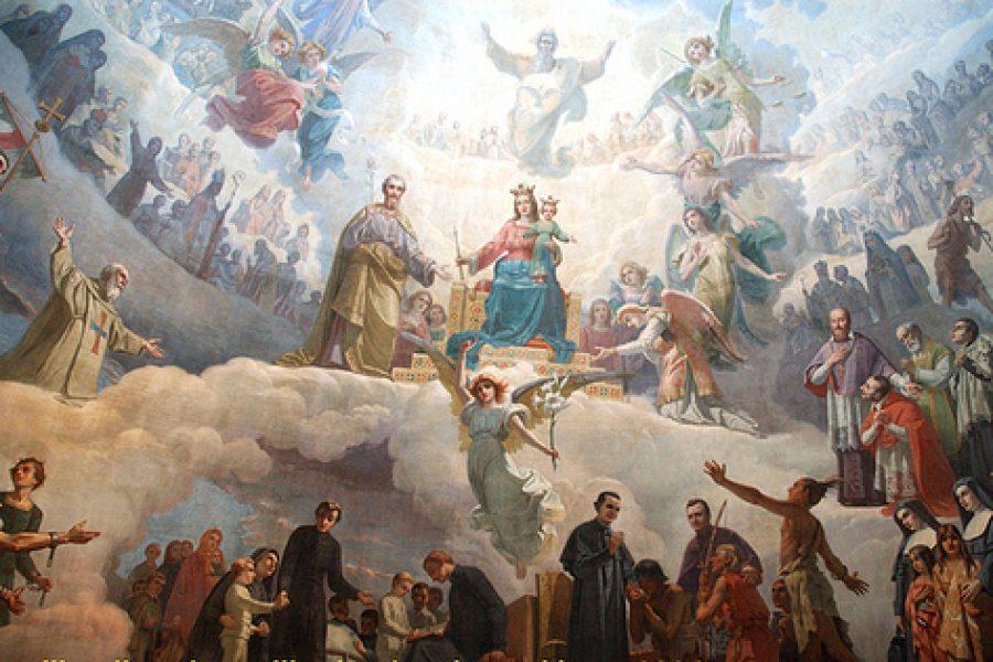 I Santi hanno seguito unicamente Gesù anziché cercare il consenso