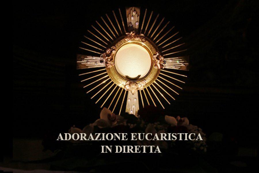 Adorazione Eucaristica online