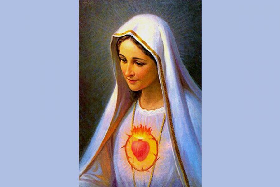 A Gesù per Maria - Preparazione alla consacrazione al Cuore Immacolato di Maria - Giorno 1
