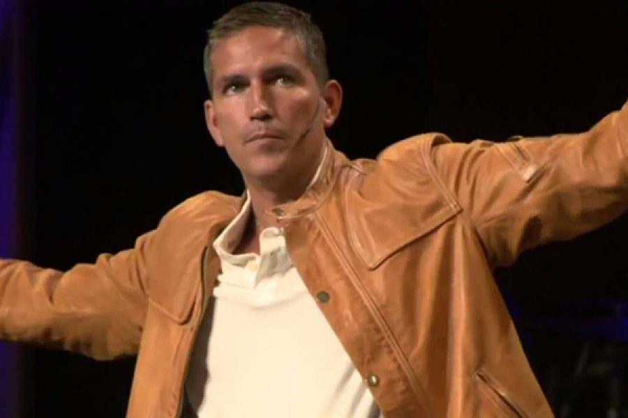 "Video: Testimonianza di Jim Caviezel, attore di ""The Passion"""