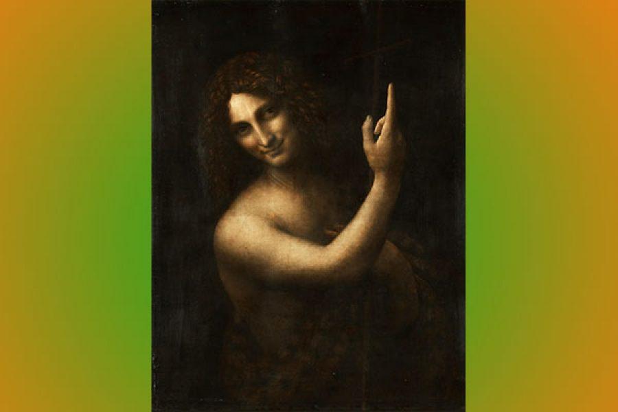 L'esempio di San Giovanni Battista