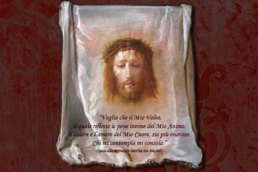 13 febbraio 2018 - A Monza, Festa del Santo Volto di Gesù