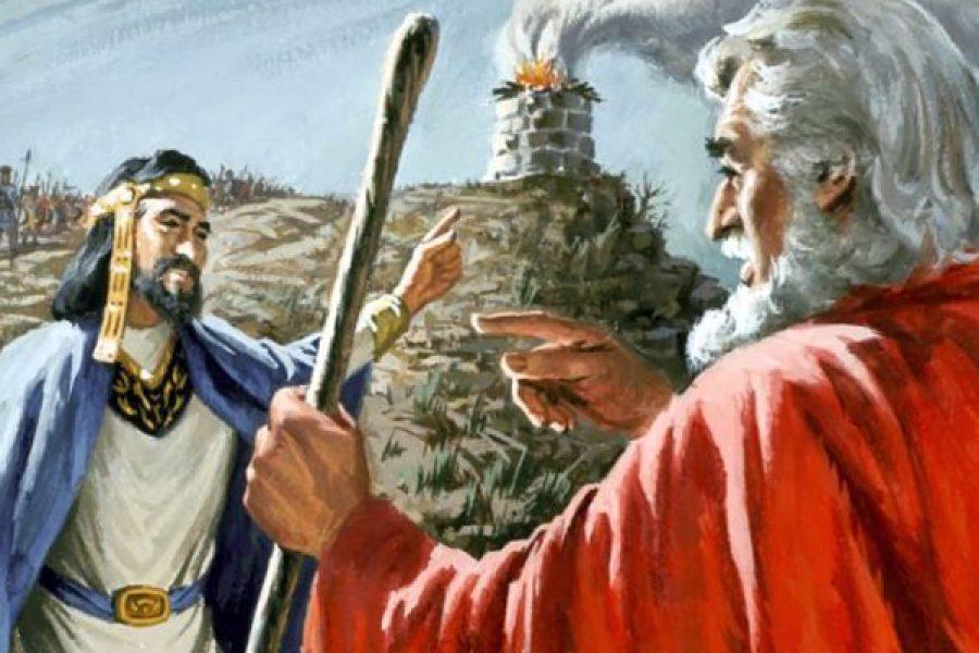 Disobbedire a Dio è idolatria di se stessi