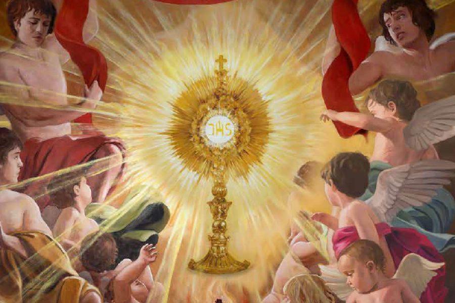 Adorazione Eucaristica a Monza tutti i giovedì di Quaresima